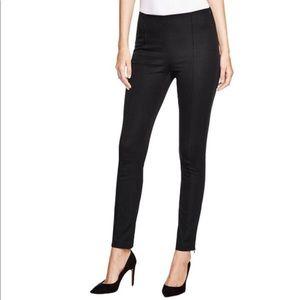 Michael Kors black skinny stretch twill pants.  S.